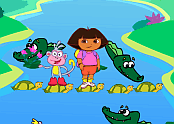 Dora Crocodile Lake