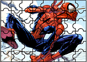 Jigsaw Spiderman