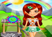 Alice the Leprechaun Girl Dress Up