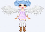 Little Angel Dressup